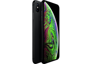 apple iphone xs max 256 gb space grau mediamarkt. Black Bedroom Furniture Sets. Home Design Ideas