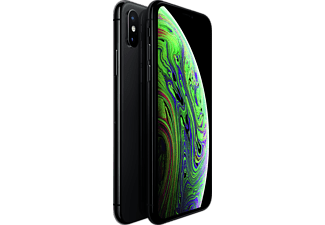 apple iphone xs 64 gb space grau mediamarkt. Black Bedroom Furniture Sets. Home Design Ideas