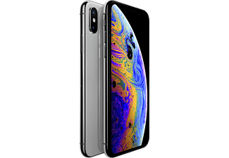 apple iphone xs 256 gb silber saturn. Black Bedroom Furniture Sets. Home Design Ideas