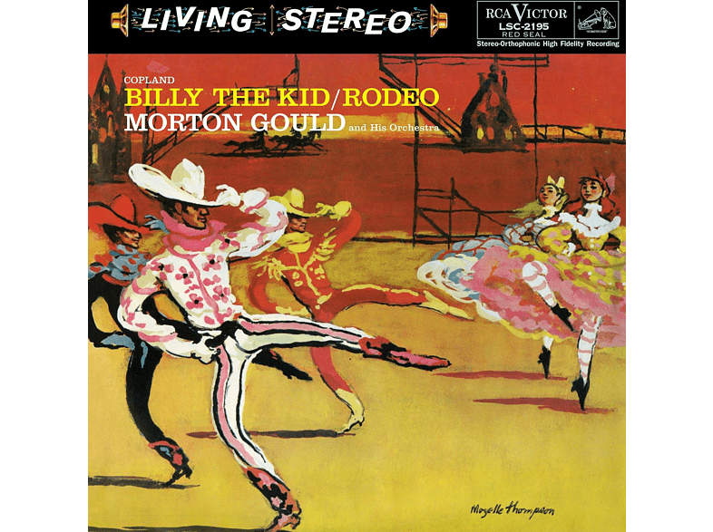 Morton Gould and his Orchestra - Billy The Kid & Rodeo [Vinyl]