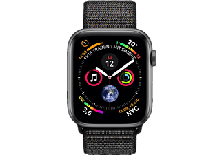 Golf Entfernungsmesser Apple Watch : Apple smartwatch watch series 4 44mm mediamarkt