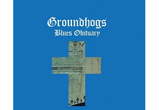 Groundhogs - Blues Obituary - (LP + Download)