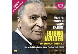 Walter/Seefried/BBC Ch.& SO - Bruno Walter - (CD)