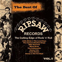 VARIOUS - THE BEST OF RIPSAW RECORDS 5 [CD]