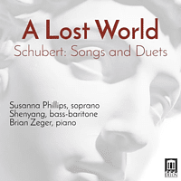 Phillips,Susanna/Shenyang/Zeger,Brian - A LOST WORLD [CD]