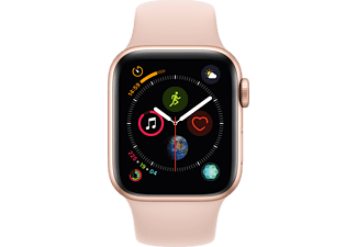 APPLE Watch Series 4 40mm goud aluminium / roze sportbandje