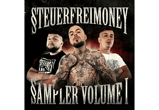 Steuerfreimoney - Sampler Volume 1 - (CD)