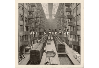 Ahi - In Our Time - (CD)