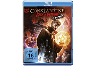 DC Constantine: City of Demons - (Blu-ray)