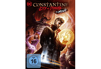 DC Constantine: City of Demons - (DVD)