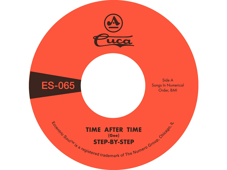 Step By Step - Time After Time [Vinyl]