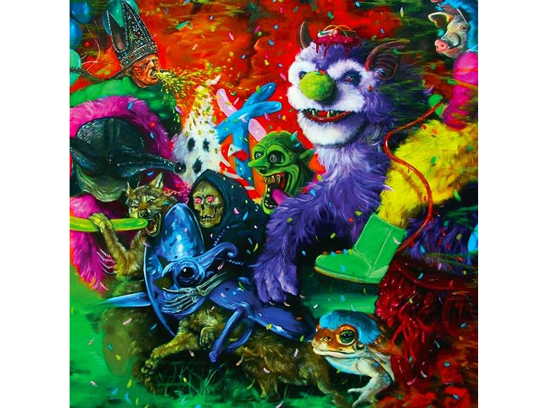 Tropical Fuck Storm - A Laughing Death In Meatspace [CD]