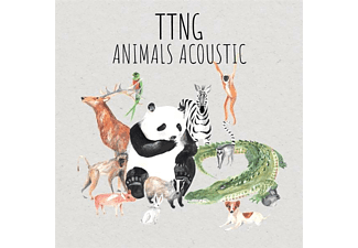Ttng (this Town Needs Guns) - Animals Acoustic - (LP + Download)