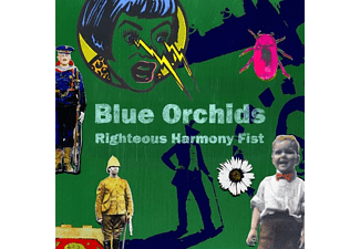 Blue Orchids - Righteous Harmony Fist - (Vinyl)