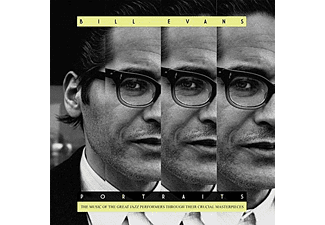 Bill Evans - Portraits - (Vinyl)