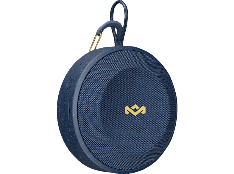 MARLEY No Bounds Bluetooth Lautsprecher, Blau, Wasserfest