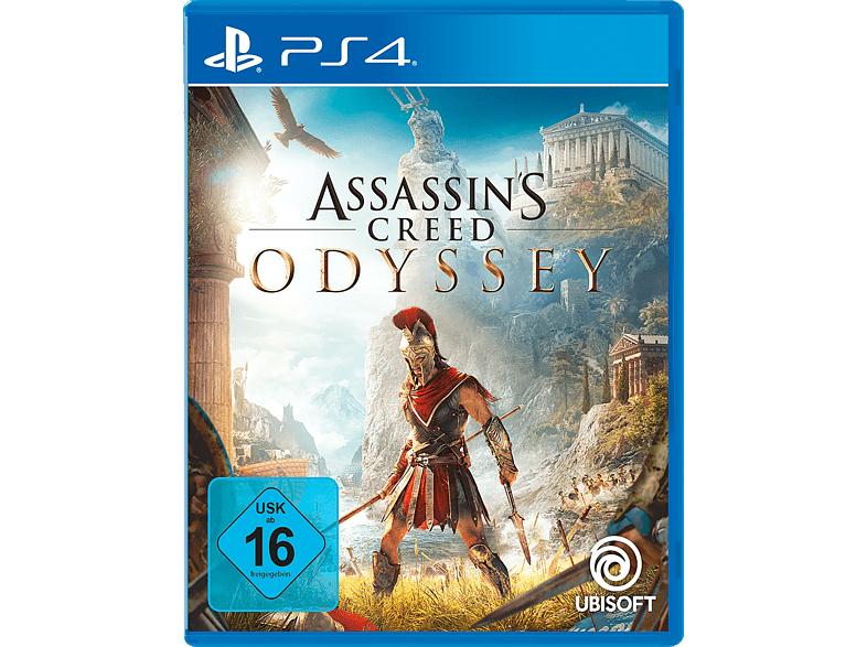 Assassin's Creed Odyssey [PlayStation 4]