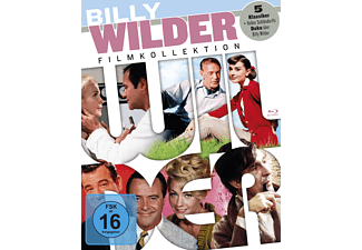 Billy Wilder Collection - (Blu-ray + DVD)