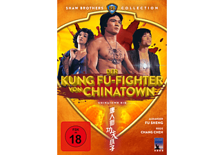 Der Kung Fu-Fighter von Chinatown - Chinatown Kid - (DVD)