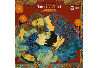 André Previn - Romeo and Juliet - (Vinyl)