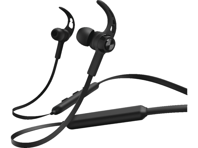 HAMA Connect Neck, In-ear Kopfhörer Bluetooth Schwarz
