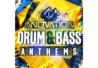 VARIOUS - Innovation-Drum & Bass Anthems - (CD)