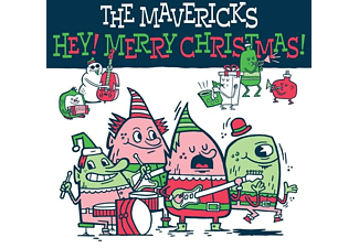 The Mavericks - Hey! Merry Christmas! - (Vinyl)