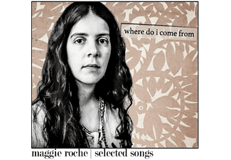 Maggie Roche - Where Do I Come From - (CD)