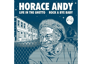 Horace Andy - Life In The Ghetto - (EP (analog))