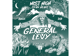 General Levy - Most High (Clean Heart) - (EP (analog))