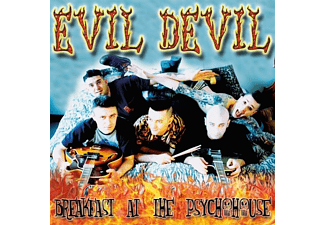 Evil Devil - Breakfast At The Psychohouse - (Vinyl)