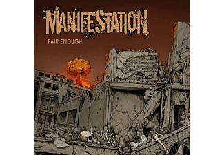 Manifestation - Fair Enough - (CD)