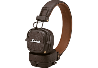 MARSHALL Major III, On-ear Kopfhörer, Headsetfunktion, Bluetooth, Braun
