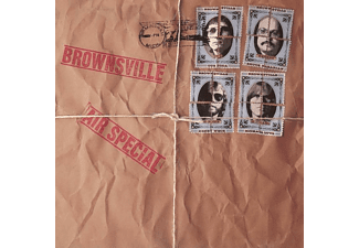 Brownsville - Air (Collector's Edition) - (CD)