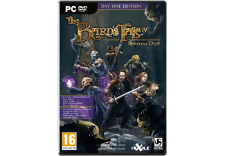 Bard's Tale IV Barrows Deep Day One Edition FR/NL PC