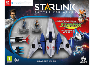 Nintendo Switch Starlink: Battle for Atlas (Starter Pack)