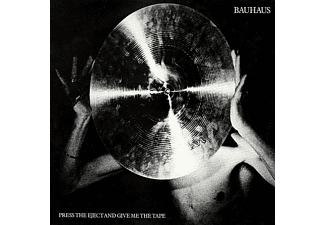 Bauhaus - Press Eject And Give Me The Tape-Coloured Vinyl - (Vinyl)
