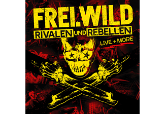 Frei.Wild - Rivalen und Rebellen LIVE&MORE (Limited Edition, 2CD + DVD) [CD + DVD Video]