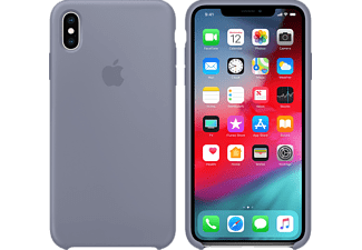apple iphone xs silicone case lavender gray. Black Bedroom Furniture Sets. Home Design Ideas
