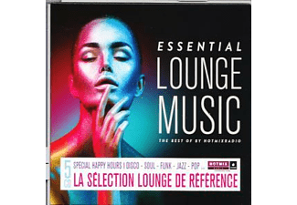 VARIOUS - Essential Lounge Music-The Best Of - (CD)