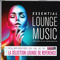 VARIOUS - Essential Lounge Music-The Best Of [CD]
