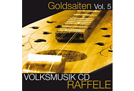 VARIOUS - Goldsaiten Vol.5-Volksmusik CD Raffel [CD]