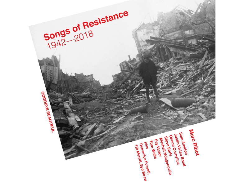 Marc Ribot - Songs of Resistance 1942-2018 [CD]