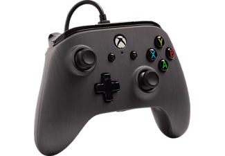 POWER A XboxOne & PC Wired Controller, Grau