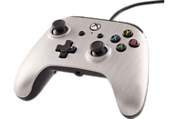 POWER A XboxOne & PC Wired Controller, Silber
