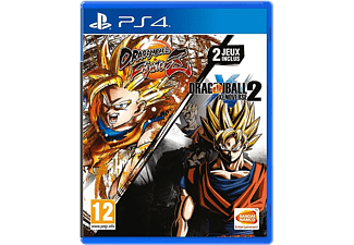 Dragon Ball FighterZ + Xenoverse 2 FR PS4