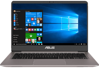 ASUS UX3410UF-GV180T, Notebook, Core™ i5 Prozessor, 8 GB RAM, 256 GB SSD, GeForce® MX130, Quartz Grey