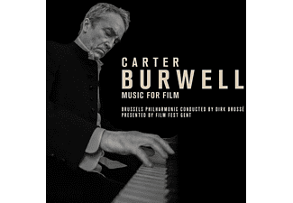 Dirk Brosse, Brussels Philharmonic - Carter Burwell-Music For Film - (CD)