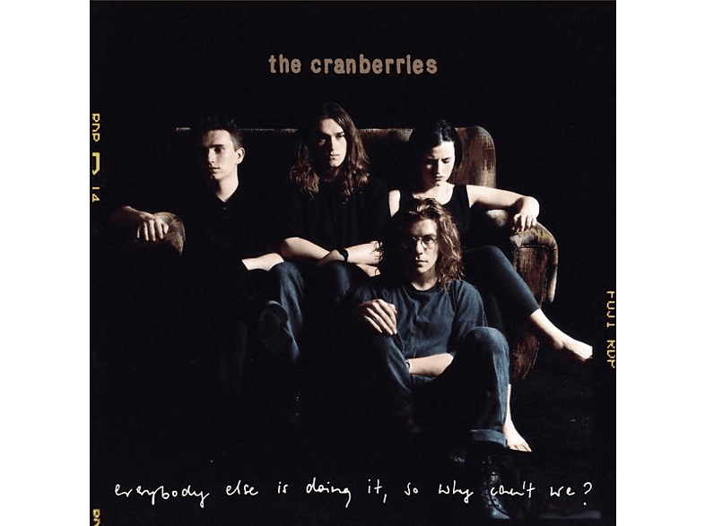 The Cranberries - Everybody Else Is Doing It,So Why Can't We? [CD]