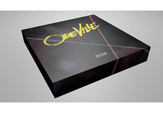 Odeville - Rom-Boxset (2LP/CD/Bag/Book/Poster) - (Vinyl)